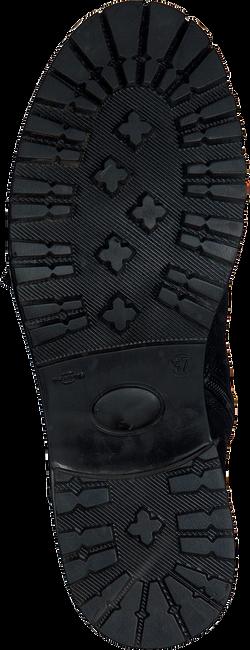 ROBERTO D'ANGELO Bottines à lacets BARBI en noir  - large