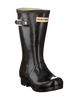 HUNTER Bottes en caoutchouc ORIGINAL KIDS GLOSS en noir - small