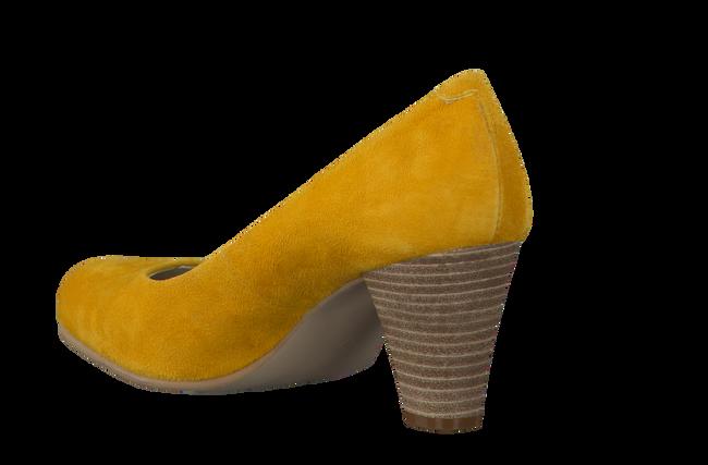 OMODA Escarpins 051.372 en jaune - large