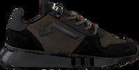 Groene RED-RAG Lage sneakers 13215  - medium