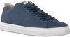 BLACKSTONE Baskets basses RM51 en bleu  - small