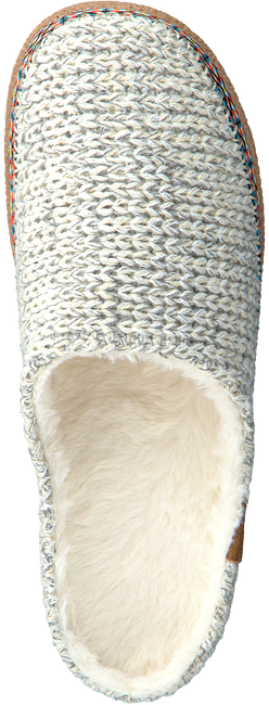 TOMS Chaussons IVY en blanc - large