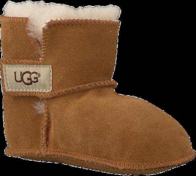 UGG Chaussures bébé ERIN en cognac - large