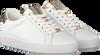 MICHAEL KORS Baskets IRVING LACE UP en blanc - small