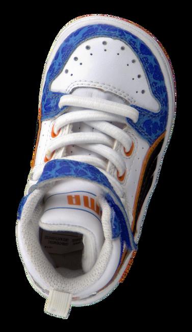 white PUMA shoe 351202  - large