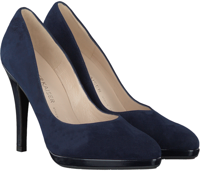 Blauwe PETER KAISER Pumps HERDI  - large