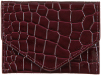 Rode HVISK Portemonnee WALLET - medium