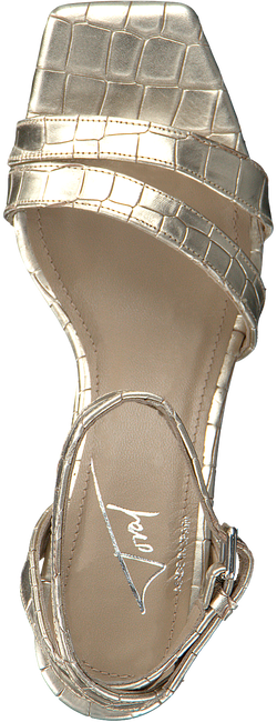 Gouden TORAL Slippers TL-12316  - large