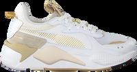 Witte PUMA Lage sneakers RS-X MONO METAL WN'S  - medium
