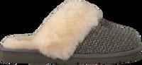 Grijze UGG Pantoffels COZY KNIT SLIPPER WOMEN'S - medium
