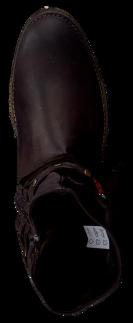 SHOESME Bottes hautes PF3W074 en marron - large
