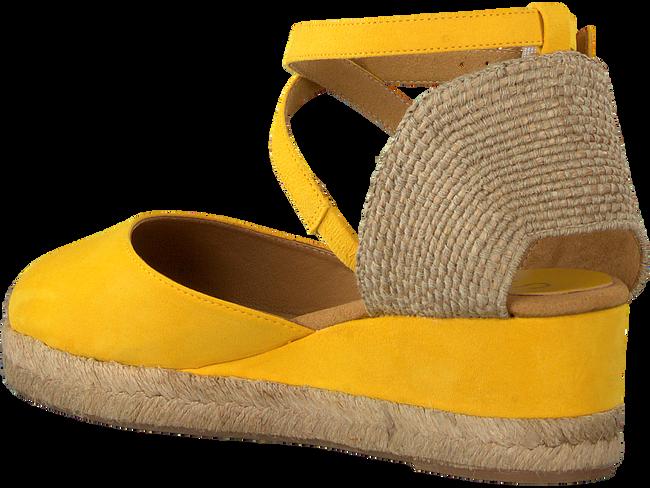 UNISA Espadrilles CAUDE en jaune  - large