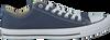 CONVERSE Baskets ALL STAR OX en bleu - small