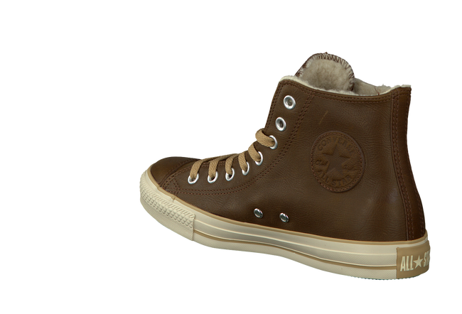 brown CONVERSE shoe AS HI HEREN  - large