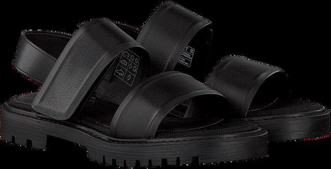 G-STAR RAW Sandales CORE STRAP FLAT DAMES en noir - large