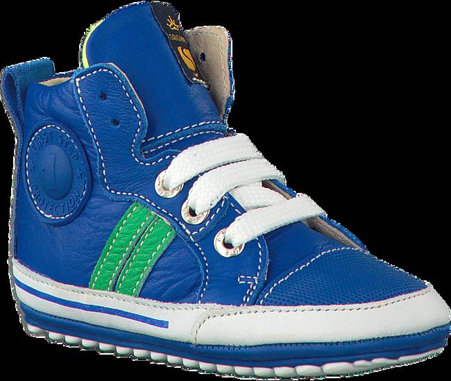 SHOESME Chaussures bébé BP7W002 en bleu - large