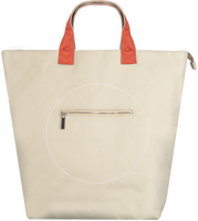Beige MYOMY Shopper MY CIRCLE BAG SHOPPER  - medium
