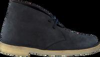 Blauwe CLARKS Enkelboots DESERT BOOT DAMES - medium