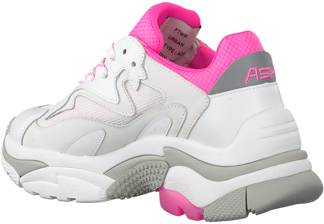 Witte ASH Lage sneakers ADDICT  - large