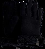 Zwarte UGG Handschoenen SHORTY GLOVE W/TRIM  - medium