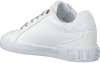 Witte GUESS Lage sneakers PUXLY  - small