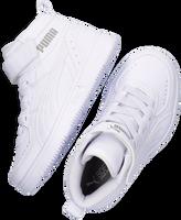 Witte PUMA Hoge sneaker REBOUND JOY PS  - medium