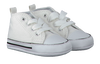 CONVERSE Chaussures bébé FIRST STAR en blanc - small