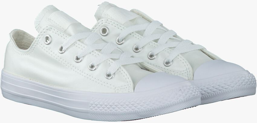 CONVERSE Baskets CTAS OX KIDS en blanc - larger