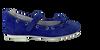 ACEBO'S Ballerines 4566 en bleu - small