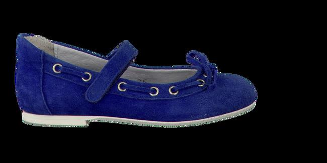 ACEBO'S Ballerines 4566 en bleu - large