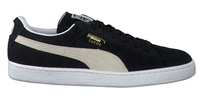 PUMA Baskets 352634 HEREN en noir - large