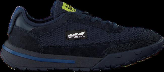 Blauwe SCOTCH & SODA Lage sneakers KAGANN  - large