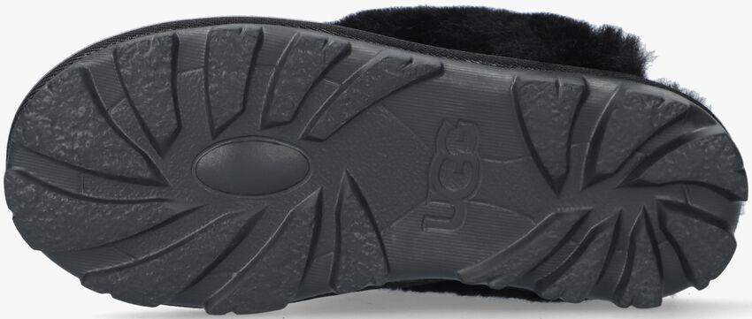 Black UGG shoe COQUETTE  - larger