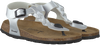 Zilveren WARMBAT Sandalen 081509  - small
