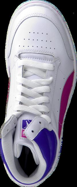 PUMA Baskets 353999 en blanc - large