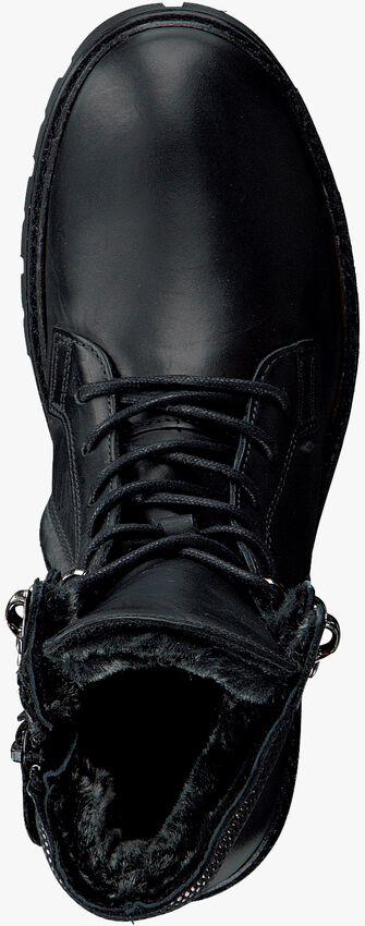 GIGA Bottines à lacets 9702 en noir - larger