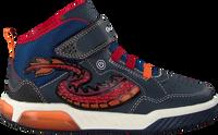 GEOX Baskets J949CE en bleu  - medium