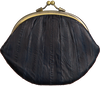 BECKSONDERGAARD Porte-monnaie GRANNY RAINBOW AW19 en bleu  - small