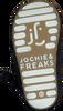 Blauwe JOCHIE & FREAKS Babyschoenen 17054  - small