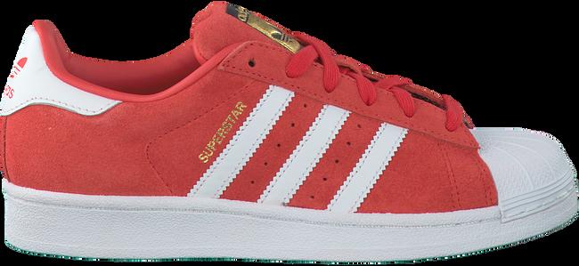 Rode Dames be Adidas Omoda Sneakers Superstar CgrCX