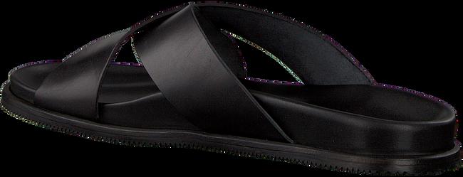 Zwarte MAZZELTOV. Slippers M5204  - large