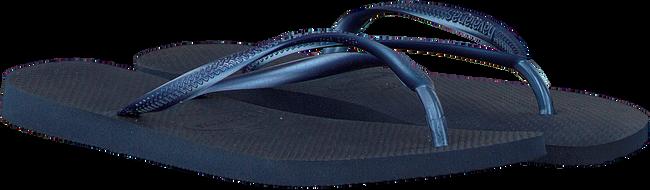 HAVAIANAS Tongs SLIM WOMEN en bleu - large