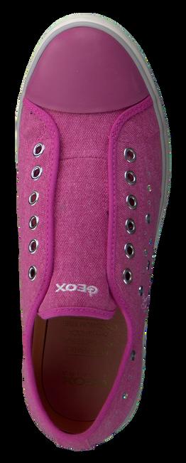 GEOX Baskets J5204K en rose - large