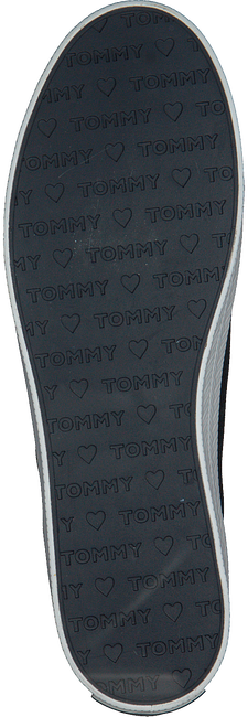 TOMMY HILFIGER Baskets basses ESSENTIAL NAUTICAL en noir  - large
