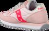 Roze SAUCONY Lage sneakers JAZZ ORIGINAL  - small