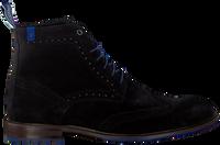 FLORIS VAN BOMMEL Bottines à lacets 10506 en bleu  - medium