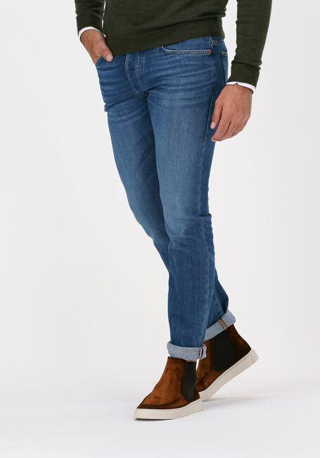 DRYKORN Slim fit jeans JAZ 260063 en bleu  - large