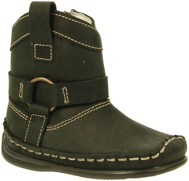 Black BARDOSSA shoe PARIJS-FLEX  - large