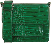 HVISK Sac bandoulière CAYMAN POCKET en vert  - medium