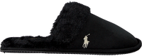 POLO RALPH LAUREN Chaussons SUMMIT SCUFF II en noir  - medium